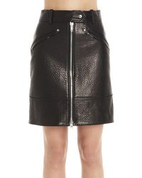 KENZO Utility A-line Skirt - Black
