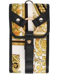 Versace Baroque Print Phone Case - Multicolor