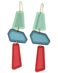 Isabel Marant - Totem Earrings - Lyst