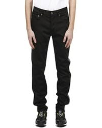 Givenchy - Logo Band Jeans - Lyst