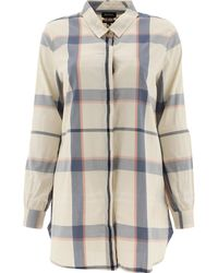 Barbour Beige Other Materials Shirt - Brown