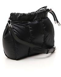 Moncler Seashell Mini Shoulder Bag - Black