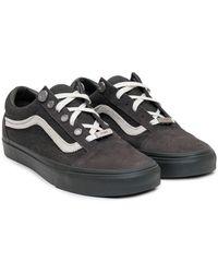 Vans X C2h4 Ua Old Skool Trainers - Black