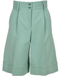 See By Chloé Knee-length Bermuda Shorts - Green