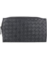 Bottega Veneta Woven Belt Bag - Black