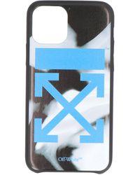 Off-White c/o Virgil Abloh Arrow Liquid Melt Iphone 11 Pro Phone Cover - Multicolour