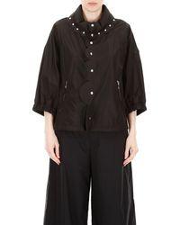 Moncler Genius Moncler X Noir Kei Ninomiya Studded Jacket - Black