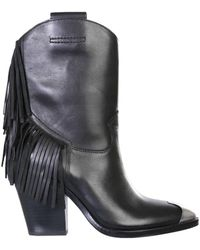 "Ash ""emotion"" Boots - Black"