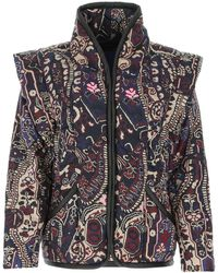 Isabel Marant Janissa Jacket - Multicolour