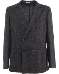 Boglioli Jacket N4302j.bsc408 0483 - Grey