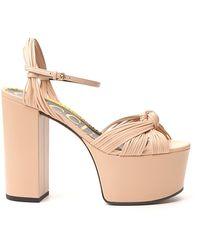 Gucci Platform Sandal - Pink