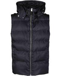 1017 ALYX 9SM Hooded Puffer Vest - Black