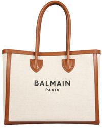 Balmain B-army Tote Bag - Multicolor