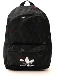 adidas Originals Monogram Backpack - Black