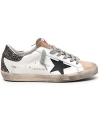 Golden Goose Super-star Sneakers - Multicolour