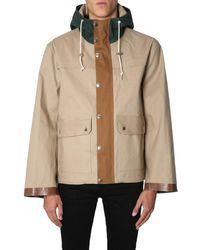 Mackintosh Hooded Jacket - Multicolor