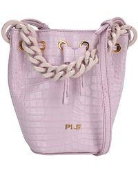 Philosophy Di Lorenzo Serafini Melody Bucket Bag - Pink