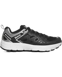 Herno Spin Ultra 2 Assoluto Sneakers - Black