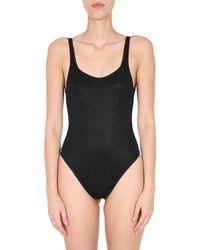 Oséree One Piece Swimsuit - Black