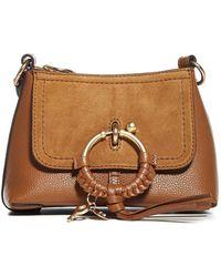 See By Chloé Joan Mini Shoulder Bag - Brown