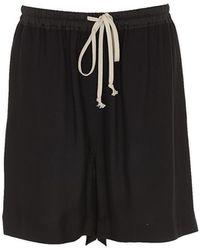 Rick Owens - Casual Shorts - Lyst