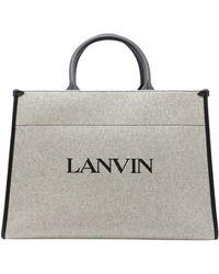 """Lanvin """"cabas"""" Handbag - Multicolour"""