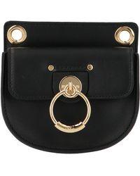 Chloé Tess Mini Crossbody Bag - Black