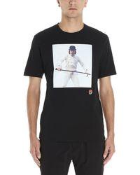 Undercover 'arancia Meccanica' T-shirt - Black