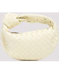 Bottega Veneta Jodie Mini Handbag - White