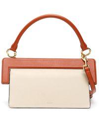 Yuzefi Ada Top Handle Shoulder Bag - Multicolour