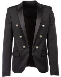 Balmain Tailored Blazer - Black