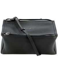 Givenchy Pandora Mini Crossbody Bag - Black