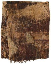Uma Wang Lightweight Frayed Scarf - Brown