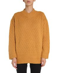 Stella McCartney V-neck Jumper - Multicolour
