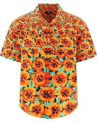 "Stussy ""poppy"" Shirt - Multicolour"