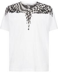 Marcelo Burlon Cross Wings T-shirt - White