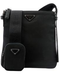 Prada - Re-nylon Pouch Shoulder Bag - Lyst