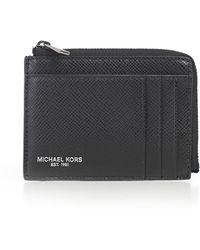 Michael Kors - Zipped Wallet - Lyst