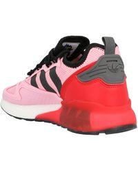 adidas Originals Ninja Zx 2k Boost Trainers - Pink