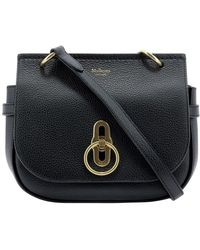 Mulberry Amberley Satchel Bag - Black