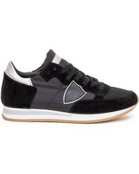 Philippe Model Tropez Trainers - Black