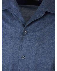 Loro Piana Capri Shirt - Blue