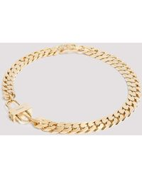 Givenchy Wide-link G Chain Necklace Unica - Metallic