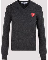 COMME DES GARÇONS PLAY Comme Des Garçons Sweater S - Multicolour