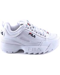 Fila Disruptor Low-top Trainers - White