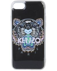 KENZO Tiger Iphone 7/8 Cover - Black