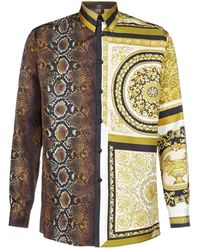 Versace Printed Shirt - Multicolour