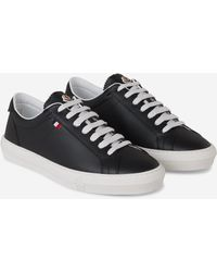 Moncler New Monaco Sneakers - Black