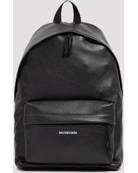 Balenciaga Explorer Backpack - Black