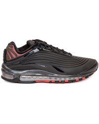 Nike Air Max Deluxe Sneakers - Black